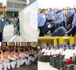 Thực trạng xuất khẩu lao động sang thị trường Đài Loan